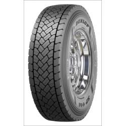Dunlop 205/75 R17,5 SP446 124M126G 3PSF