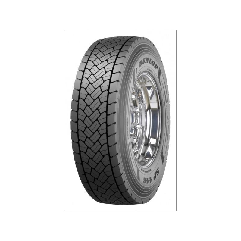 Dunlop 265/70 R17,5 SP446 139/136M TL 3PSF